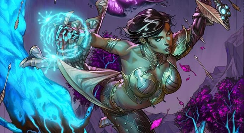 Trion releases second issue of Rift: Planes of Telara comic book miniseries