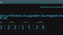 Reminder: Gratis-Upgrade auf Windows 10 nur noch diese Woche