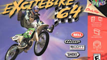 Nintendo classic 'Excitebike 64' skids its way onto Wii U