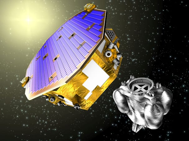 Watch the European Space Agency launch LISA Pathfinder