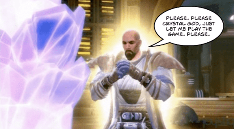 BioWare: Mac version of Star Wars: The Old Republic is something it's 'looking at next'