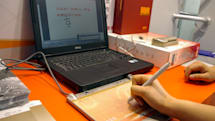 Hanwang pen tablet offers voice correction