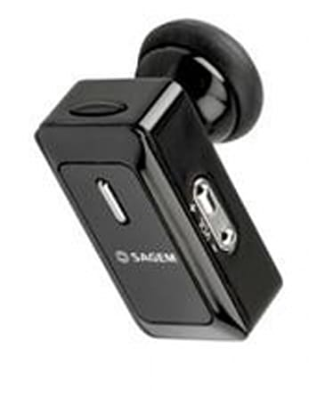 Sagem releases world's tiniest Bluetooth headset, the H4