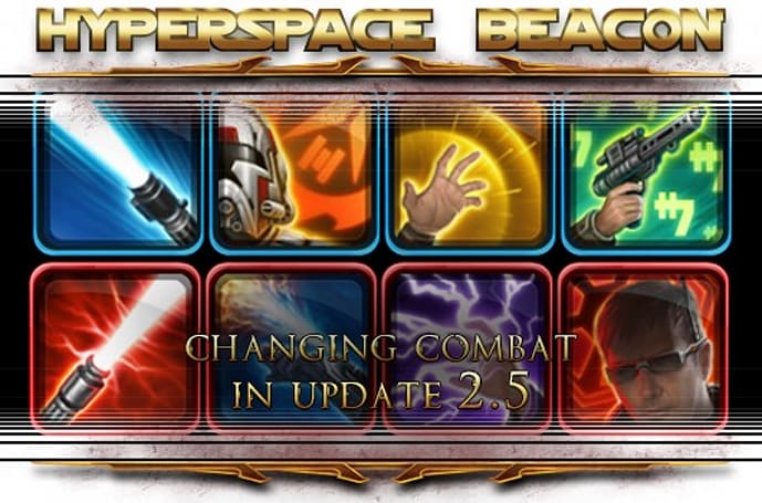 Hyperspace Beacon: SWTOR's changing combat in update 2.5
