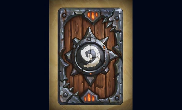 Warlords Collector's Edition Hearthstone card back revealed
