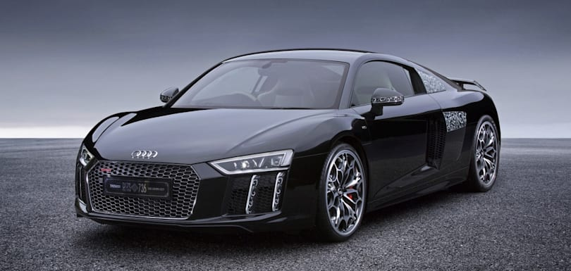 Audi Japan is selling one 'Final Fantasy XV' themed R8