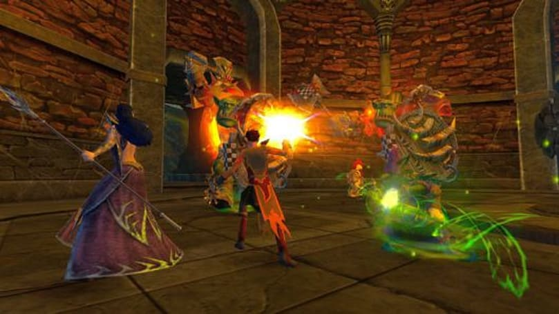 Mythic developers discuss the swan song of Wrath of Heroes
