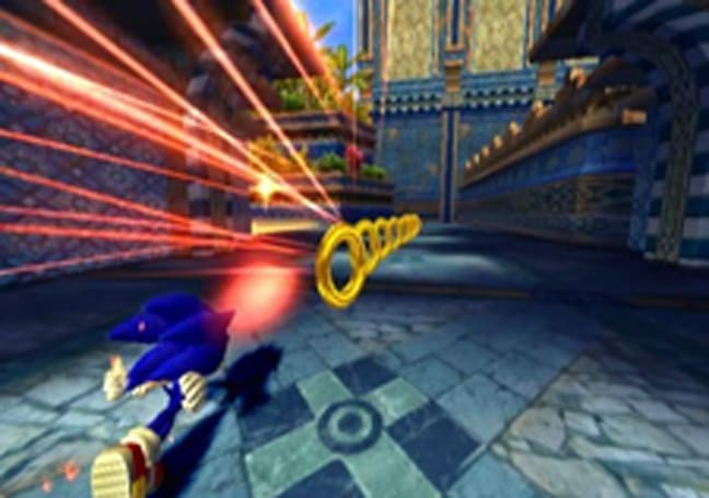 Sonic and the Secret Rings details