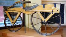 Das Fahrrad feiert 200sten Geburtstag