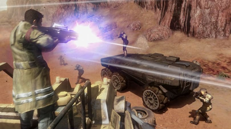 Red Faction: Guerrilla opens Steamworks public beta