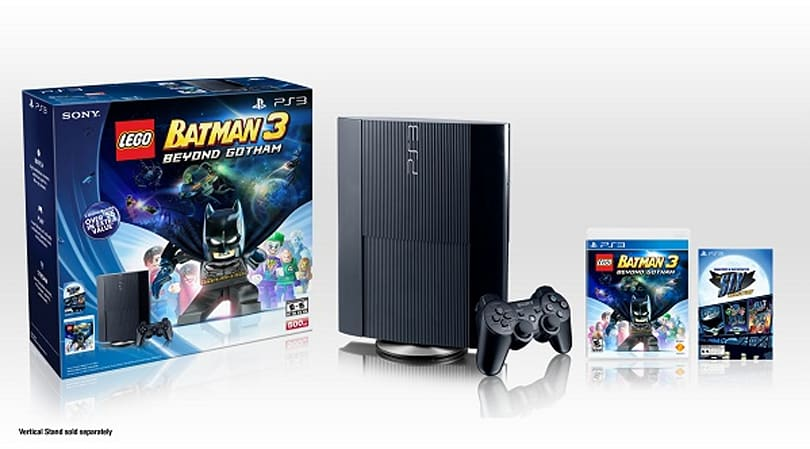 Lego Batman 3 PS3 bundle out in na-na-na-na-na-November