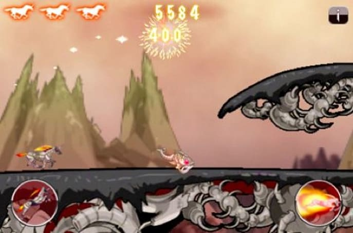 TUAW's Daily App: Robot Unicorn Attack Heavy Metal Edition