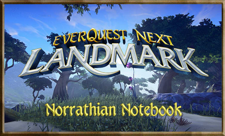 Norrathian Notebook Extra: Get the scoop on the opening of EQ Next Landmark's closed beta