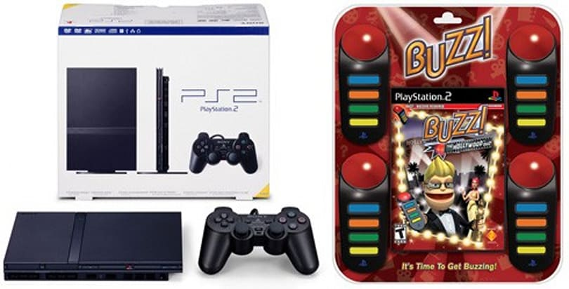 Joyswag: Win a Slimline PS2 and Buzz! The Hollywood Quiz
