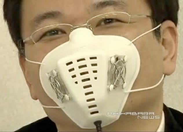 Thanko's CEO interviewed: the man behind the USB Mask