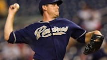 Padres pitcher uses iPhone to self-diagnose appendicitis