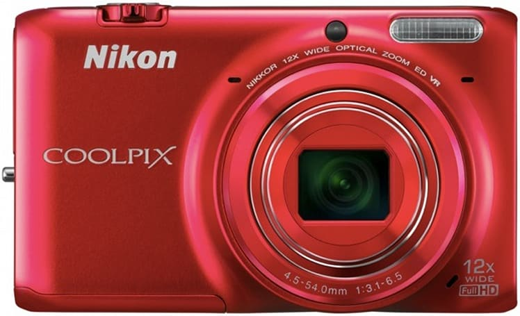Nikon outs Coolpix S6500 with WiFi, new beauty touch-ups (update: hands-on photos)