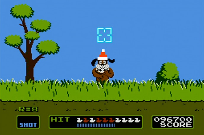 The Duck Hunt begins for Wii U owners on Christmas Day
