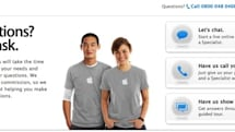 Apple brings Specialists online in four countries, lets us ask questions before we buy