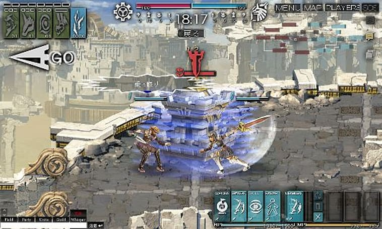 Square Enix summons a class-based action title in Crystal Conquest