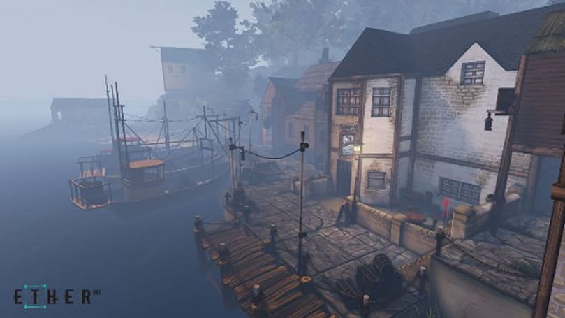 Ether One to rebuild memories on PS4