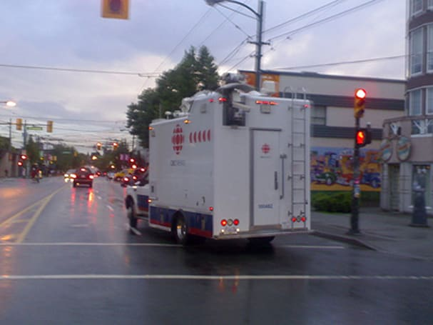 Taxpayer-funded CBC spends $24 million on HD broadcasting trucks