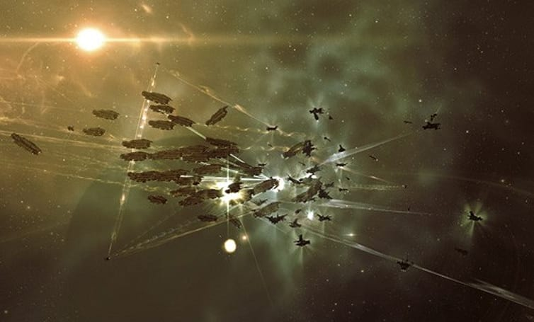 EVE Online's Alliance Tournament X starts tomorrow