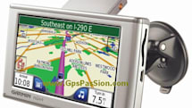 Shots of Garmin's N�vi 660 surface