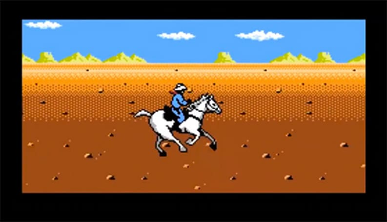 One video, three hours, every NES title screen