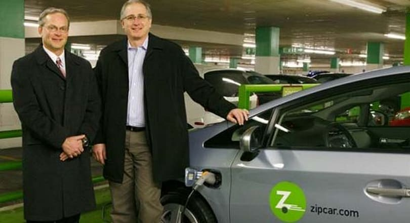 Zipcar adds the plug-in Prius PHEV to its fleet, probably not changing name to Zapcar