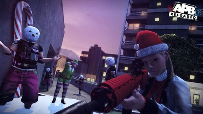 APB locks and reloads for Christmas