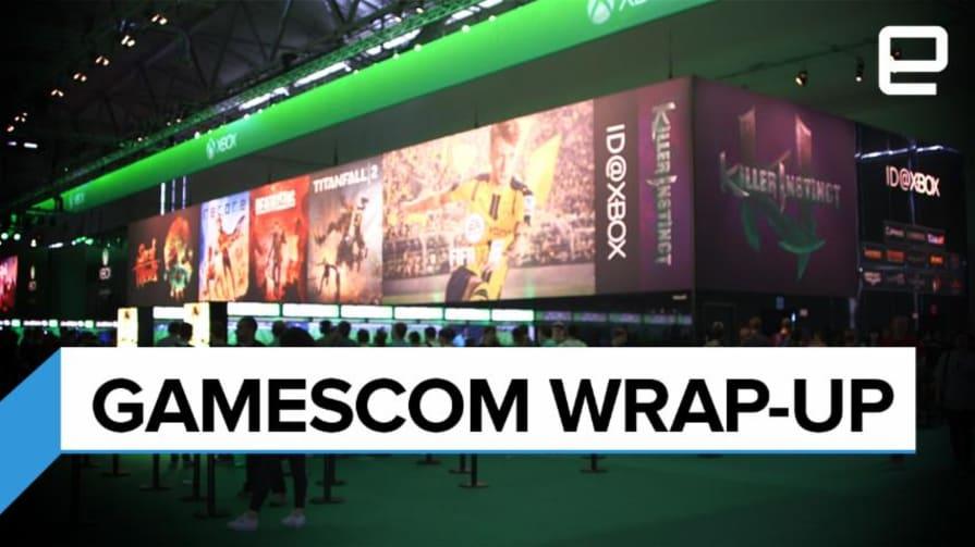 Gamescom 2016 wrap up