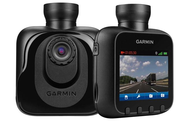 garmin 39 s new dash cam will record your crash man. Black Bedroom Furniture Sets. Home Design Ideas