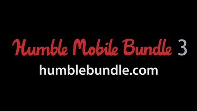 Humble Mobile Bundle 3 hosts Ridiculous Fishing, Swordigo Android debuts