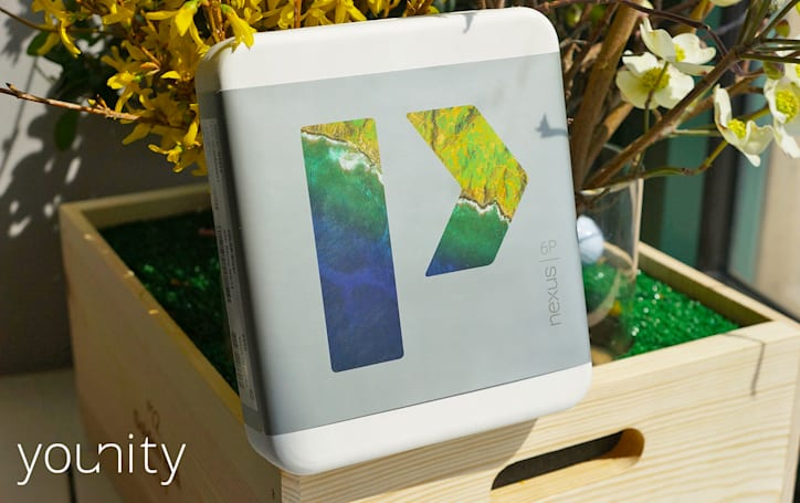Engadget giveaway: win a Nexus 6P courtesy of Younity!