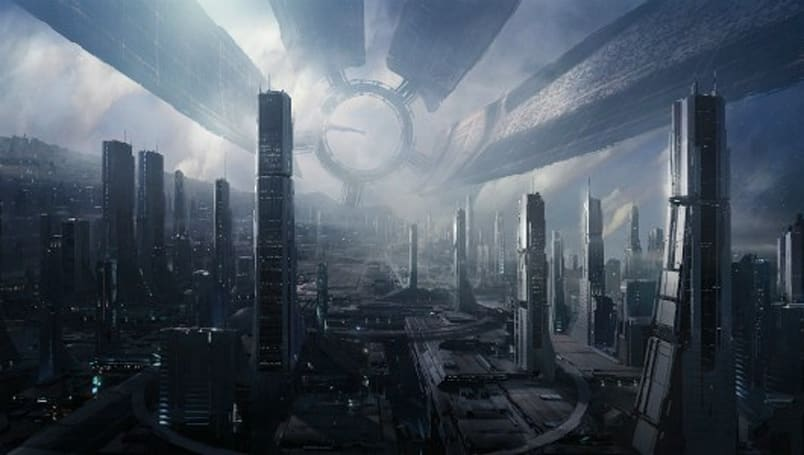 Oh, The Places You'll Go: Mass Effect's Citadel
