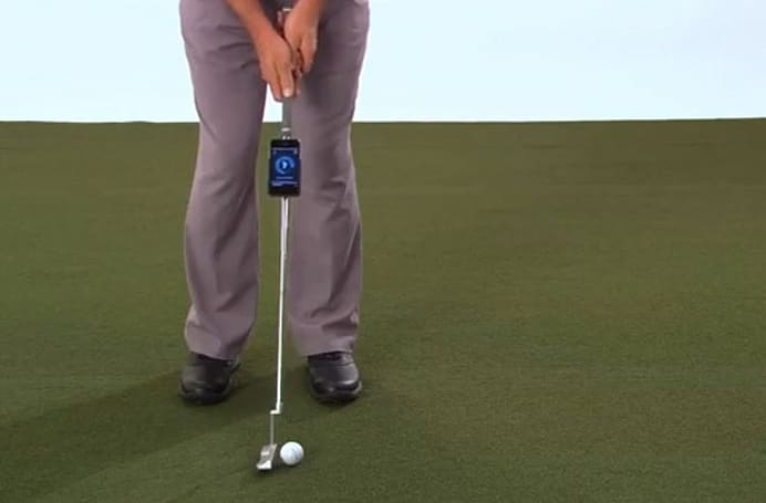Ping iPhone cradle can lower your handicap, but you're still on your own with the gophers (video)