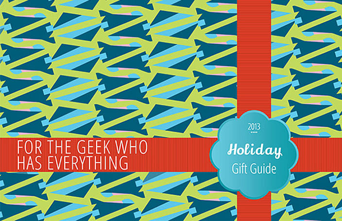 Engadget's Holiday Gift Guide 2013: For the Geek who has everything