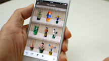 Microsoft's take on Pinterest has you collecting real objects