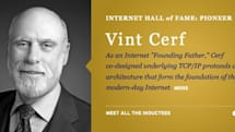 Internet Hall of Fame gets first inductees at inaugural event in Switzerland