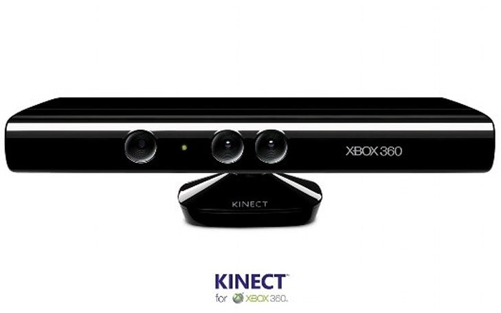 First Kinect in space is like the first dog in space but it has more use
