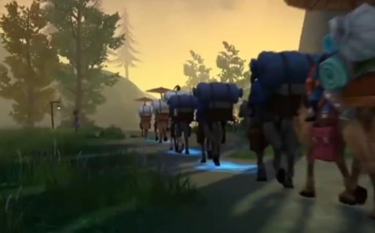 Legend of Silkroad begins open beta warfare