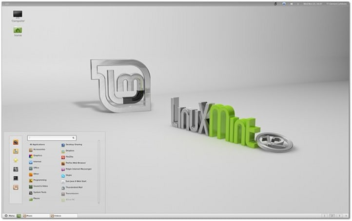 Linux Mint 12 debuts 'Lisa' as belle of the ball