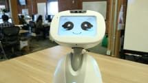 Buddy the robot wants to be your modern-day Rosie