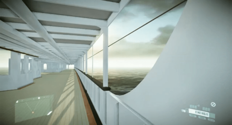 Render me like one of your French girls: The Titanic in CryEngine 3