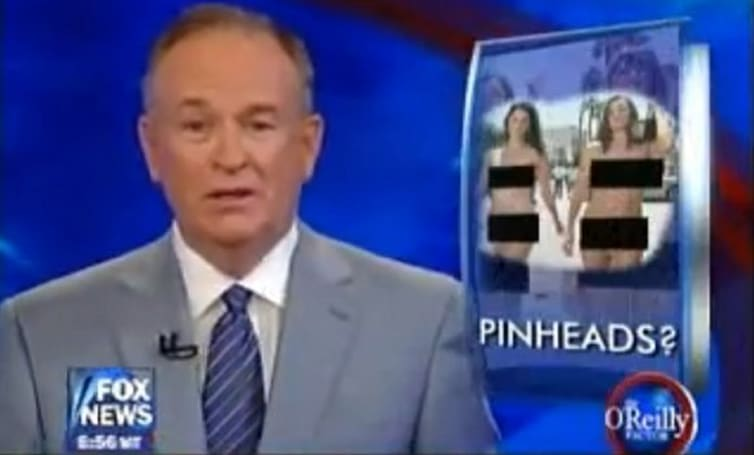 Bill O'Reilly doesn't exactly hate naked ladies in new Guitar Hero 5 ad