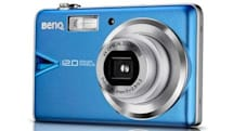 Ben-Q debuts E1260 HDR digicam with 12-megapixels, 720p video