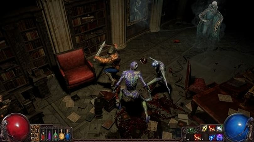 Path of Exile 1.0, Steam, and sweet, sweet revenge