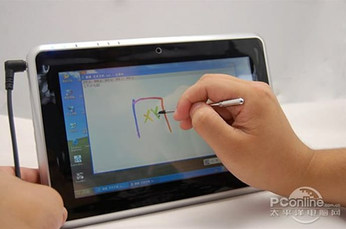 Sinchun's 8.9-inch UMPC-891A holds onto the past with XP