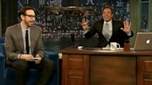 Josh hits up Late Night with Jimmy Fallon tonight, new gadgets in tow!